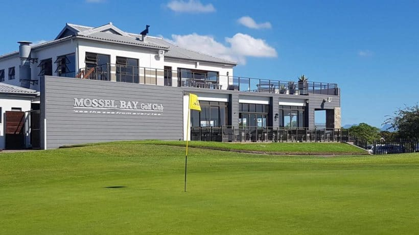 Mossel Bay Golf Holiday