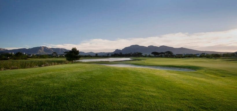Pearl Valley Golf Course Western Cape Paarl 3
