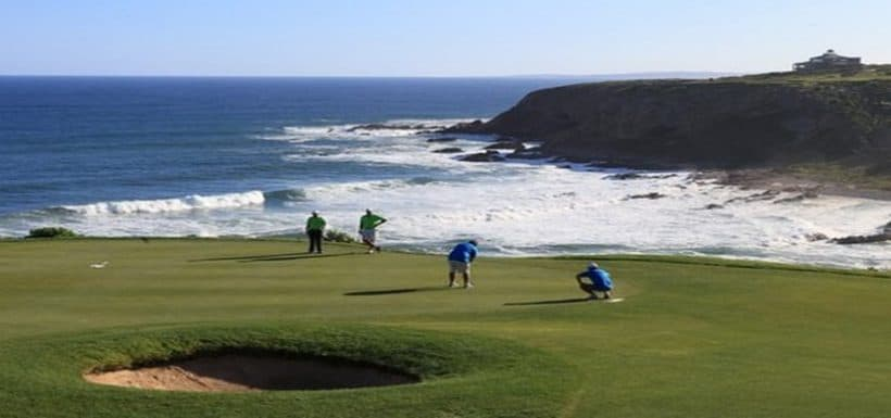 Pinnacle Point Mossel Bay Garden Route South Africa Golf Course 5