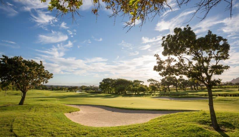 Steenberg Golf Course 9