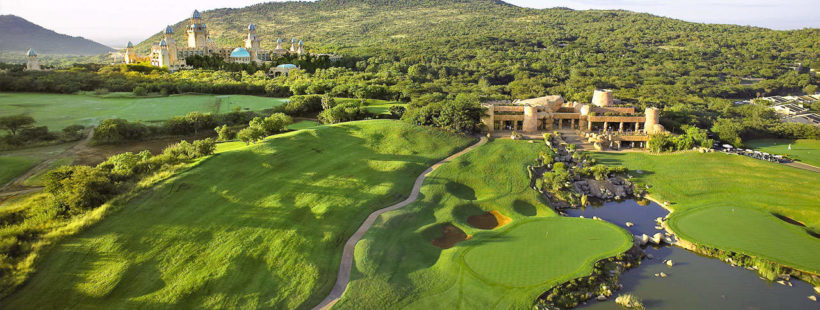 Sun City Golf Break Gary Player Lost City SOHO Cabanas Cascades Palace Nedbank Challenge Valley of the Waves Course 2