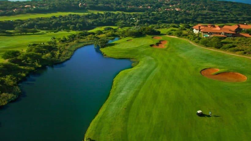 Zimbali Golf Holiday
