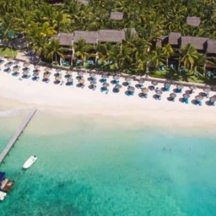 Mauritius Constance Belle Mare Plage Golf Tour Course Island 1