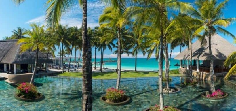 Mauritius Constance Belle Mare Plage Golf Tour Course Island 2