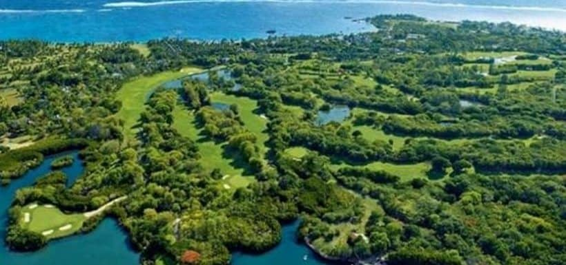 Mauritius Constance Belle Mare Plage Golf Tour Course Island 5