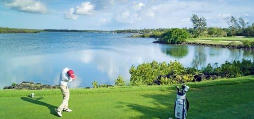 Mauritius Constance Belle Mare Plage Golf Tour Course Island 6