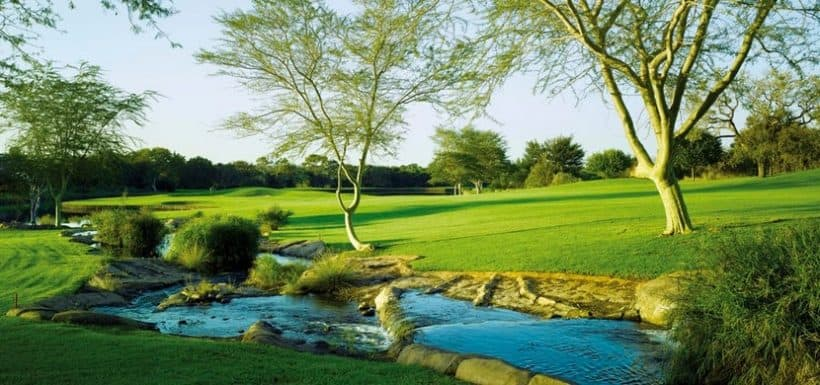 Shongololo Golf Safri Tour Rail 4