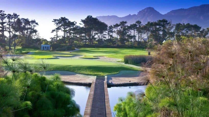 Cape Town Golf & Safari