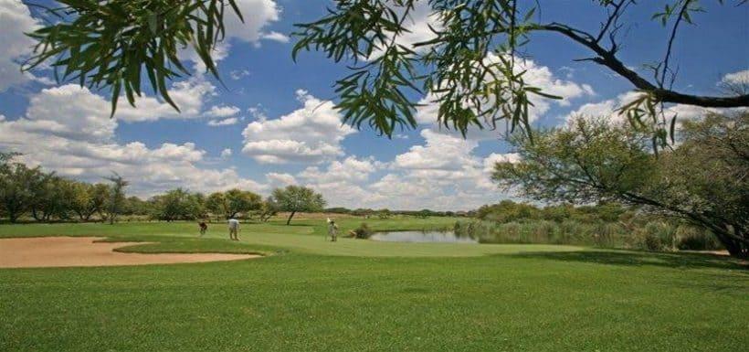 Zebula Golf Course Limpopo 2