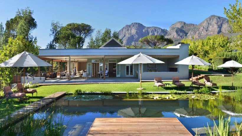 Luxury Winelands