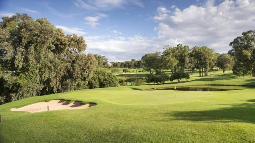 Sandton Golf Holiday