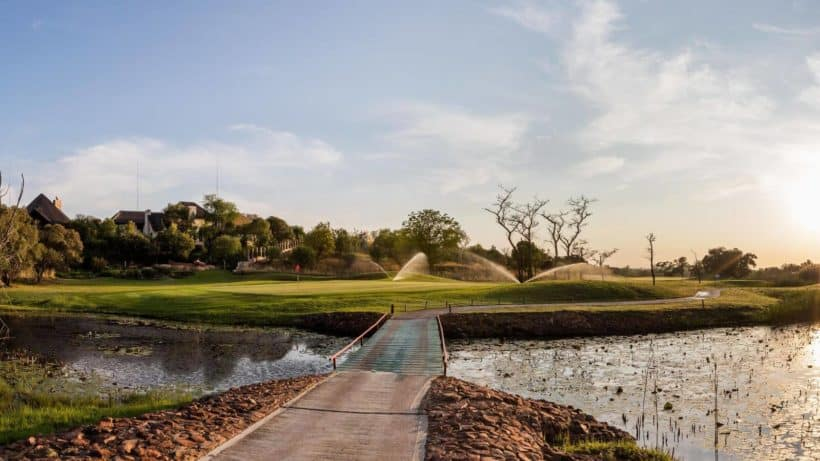 Zebula Group Golf Holiday