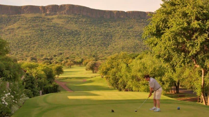 Hartbeespoort Golf Holiday