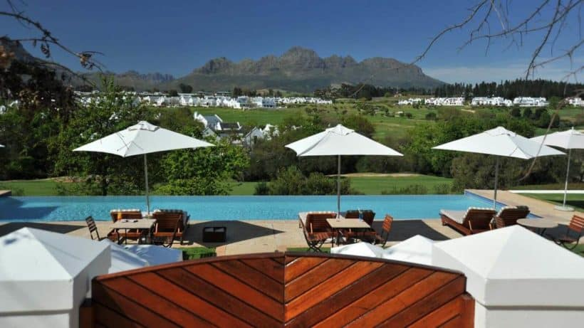 De Zalze Golf Holiday