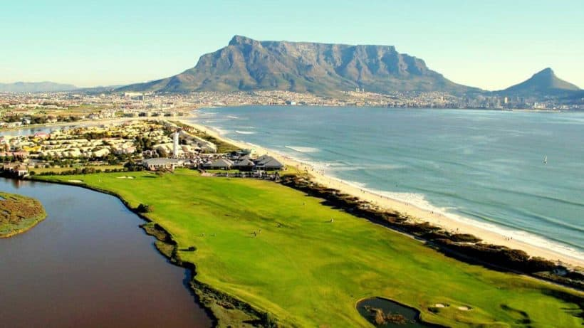 Camps Bay Golf Holiday